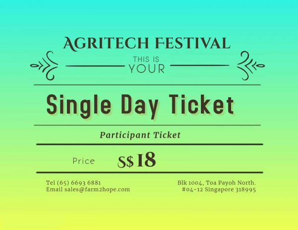 Single-Day-Ticket